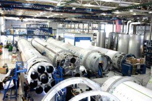 Automação industrial em industria de grande porte.